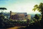 Вид Рима.Колизей. 1816 год