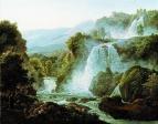 Водопад в Тиволи. 1810 год