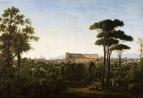 Вид Рима. Колизей