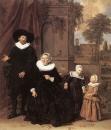 Портрет голландской семьи