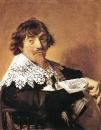 Портрет Николаса Хасселара, капитан-майора военного корпуса Амстердама