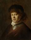 Портрет Рембрандта ван Рейна