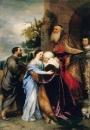 Видение святой Елизаветы