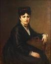 Женский портрет  1871