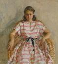Портрет дочери художницы