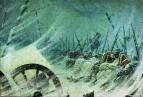 Ночной привал великой армии. 1896-1897
