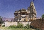 Браминский храм в Адельнуре. 1874-1876