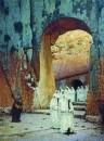 В Иерусалиме. Царские гробницы. 1884-1885