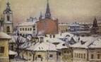 Вид на Кремль. 1913