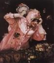 Сцена из римского карнавала. 1884