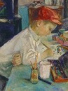 Рисующий Коля 1935-36