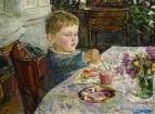 Внук рисует 1959