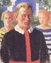 Мужской портрет. 1933-1934