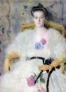 Портрет М.В.Воейковой. 1905