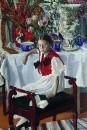 Девочка и фарфор (Фрося). 1916