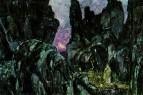 В горах. Эскиз декорации к опере Ж. Бизе Кармен. 1908