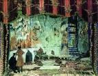 Развалины церкви. Эскиз декорации к драме А.Н. Островского Гроза. 1916