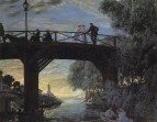 Мост. Астрахань. 1918