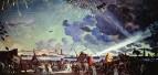 Ночной праздник на Неве. 1923