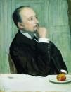 Портрет Е.Е.Лансере. 1913