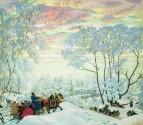 Зима. 1916