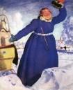 Извозчик (Лихач). 1920