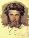 Портрет художника А.И.Куинджи. 1869