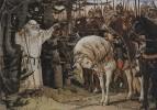 Встреча Олега с кудесником. 1899