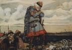 Олег у костей коня. 1899