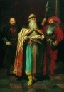 Русский посол при дворе римского императора 1866