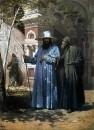 «Патриарх Никон в Новом Иерусалиме» 1867