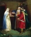 «Угощение боярина (князь Серебрянный в гостях у боярина Морозова)» 1865