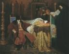 Иван Грозный у тела убитого им сына