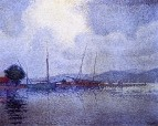 Saint-Tropez, After the Storm, 1895