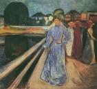 1902 Les Dames sur le pont