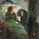 1885-86 enfant malade
