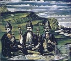 Кутеж трех князей. МИГ, Тбилиси