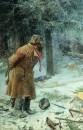 Лесной сторож. 1896