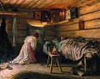 Больной муж. 1881