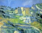 Дома в Провансе близ Эстака 1879-1882