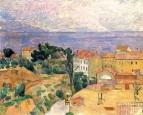 Вид на Эстак (в окрестностях Марселя) 1882-1883
