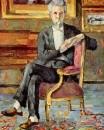 Виктор Шоке в кресле 1879-1882