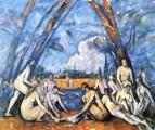 Большие купальщицы 1900-1905