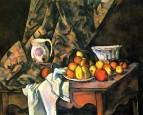 Натюрморт с яблоками и персиками Ок. 1905