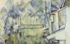 Мельница на реке 1900-1906