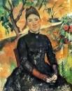 Мадам Сезанн 1891-1892