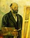 Автопортрет с палитрой 1885-1887