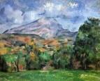 Гора св. Виктории 1888-1890