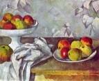 Натюрморт с яблоками 1879-1882