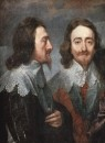 Portrat-Karl-des-I-Konig-von-England-Detail